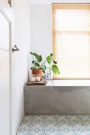 Concrete Bathroom Vanity by Poured Concrete Bathtub 67 Trendy Design With Diy Concrete