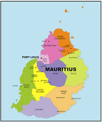 Blank Map Of Egypt by Mauritius Map With Cities Blank Outline Map Of Mauritius