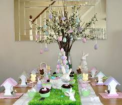 Easter Decorations For Church Breakfast by The Breakfast Room Easter Table Decorations Easter Table