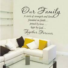 god bless our home wall decor wall decor life goes on quote vinyl wall art stickers decal