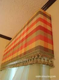 cornice boards from foam insulation board window seat decor