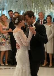 wedding dress in fifty shades freed could sell you your wedding dress racked
