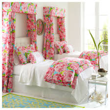 bedroom charming bedroom design with lilly pulitzer bedding plus