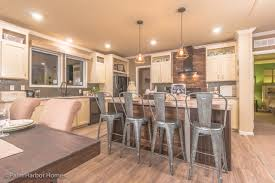 Eat In Kitchen Island Fabulous Eat In Kitchen With Large Island In Palm Harbor U0027s The