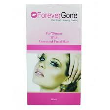 stop womens chin hair growth gone hair removing cream