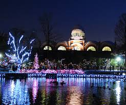 pnc festival of lights the cincinnati zoo botanical garden
