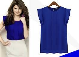 royal blue blouse top 21 cool royal blue womens blouse sobatapk com