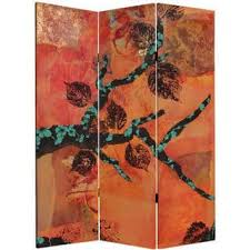 painted room dividers decorative screens shop the best