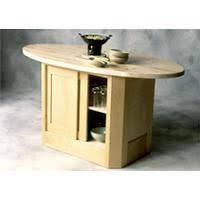 oval kitchen island oval kitchen islands work tables