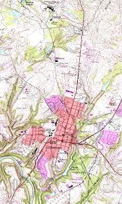 kentucky map bardstown kentucky maps perry castañeda map collection ut library