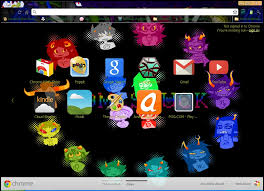 theme google chrome rabbit homestuck google chrome theme by googlechromethemes on deviantart
