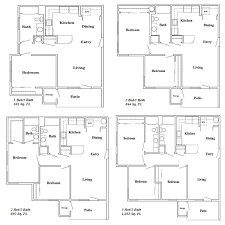 Timber Floor Plan by Central Oregon Apartments Bend Apartments Bend Apartment Rentals