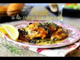 la cuisine aux images poulet à la crème aux épinards lemon butter chicken