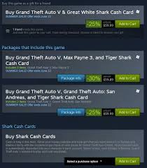 cheap steam gift cards steam pulls a fast one with gta 5 discount