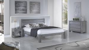 chambre en pin chambre avec lit chevet commode et armoire en pin massif
