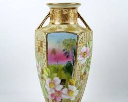 Noritake Vases Value Noritake Nippon Etsy