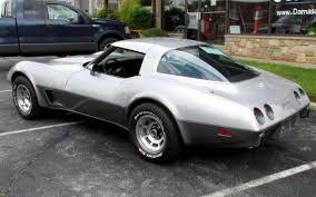 1978 white corvette ws 1978 corvette 25th anniversary