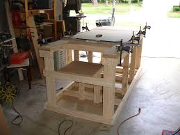 backyard workshop ultimate workbench