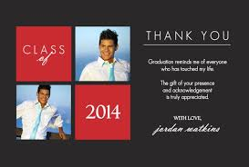 graduation thank you card free thank you card for graduation templates anouk invitations