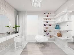 la closet design the antiqued mirror boutique lisa adams of la