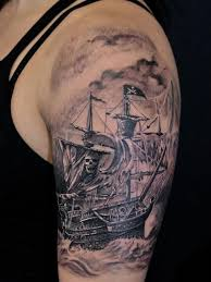 75 amazing masterful pirate tattoos designs u0026 meanings 2018