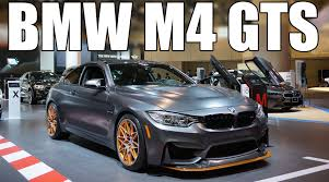 2016 bmw m4 gts first look interior exterior feature toronto