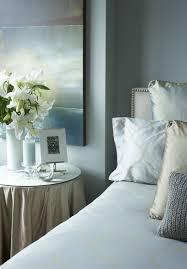 blue walls transitional bedroom benjamin moore tranquility hgtv