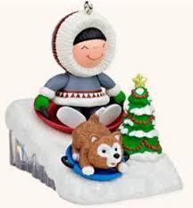 hallmark keepsake ornaments frosty friends keepsake caboose