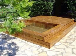 piscine petite taille l u0027installateur de piscines en bois à aix en provence bouches du