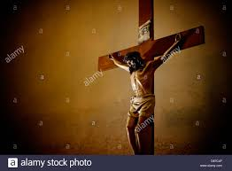 catholic crucifix catholic church and crucifix of jesus stock photo 56711558