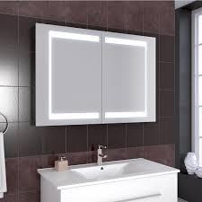 badezimmer spiegelschrank mit licht badezimmer spiegelschrank aluminium bad schrank led steckdose