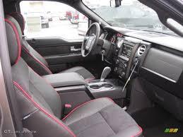 2013 F150 Interior Fx Sport Appearance Black Red Interior 2013 Ford F150 Fx4 Supercab