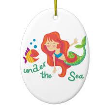 under the sea ornaments u0026 keepsake ornaments zazzle