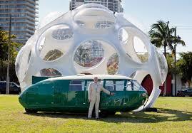 Buckminster Fuller Dymaxion House Buckminster Fuller U0026 Norman Foster At Design Miami 2011