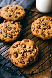 the best bakery style pumpkin chocolate chip cookies chelsea s