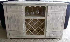 White Dining Room Buffet Dining Room Cabinet With Wine Rack Ana White Farmhouse Buffet Diy
