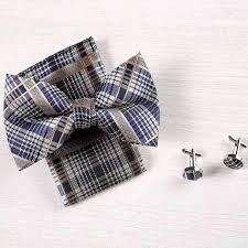 tie box gift paisley silk bow tie box set mad4style