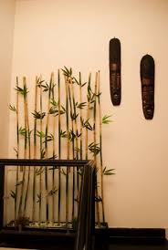 bamboo room divider wall decoration indian woodworking diy