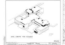 hollyhock house plan houseans image031 the unconscious hollyhockan donald gardnerant