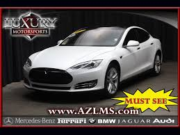 tesla windshield 2013 tesla model s p85 performance for sale in phoenix az stock