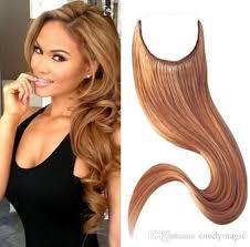 cheap hair extensions high quality 8 a grade halo hair flip in cheap hair extension all