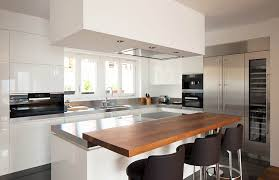 Modern White Kitchen Designs 19 Small Modern White Kitchen Designs Designing Idea