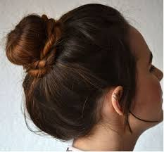 howtododoughnut plait in hair 20 beautiful hair braids that are deceptively easy to create stylist