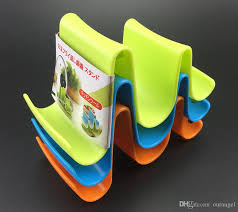 Porte Cuill Acheter 4 Couleurs Cuillère En Plastique Couvercle De Casserole