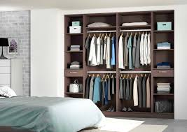 rangement placard chambre ahurissant aménagement placard chambre dressing sur mesure le