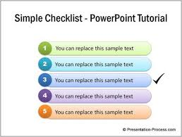 tutorial powerpoint design simple checklist powerpoint tutorial technology pinterest