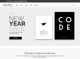 best bookstore wordpress themes for selling books 2017 athemes