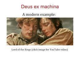 ex machina meaning deus ex essay best paper editing services