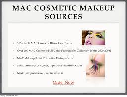 makeup artistry certification mac cosmetics manual
