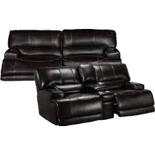 Leather Power Reclining Loveseat Buy A Brown Leather 2 Piece Room Group At Rc Willey